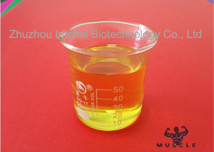 99.8% Drostanolone Steroid  Injectable Masteron 200 CAS 521-12-0 For Body Building