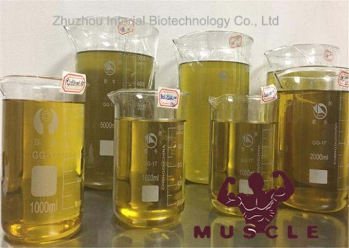 Injectable Anabolic Steroids Dianabol 50mg/ml Yellow Oil  Density For Increasing Lean Muscle