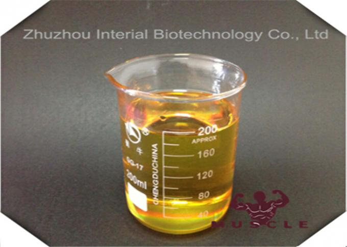 99% Purity Nandrolone Cypionate 200mg/ml Injectable Anabolic Steroids For Bodybuilding 601-63-8