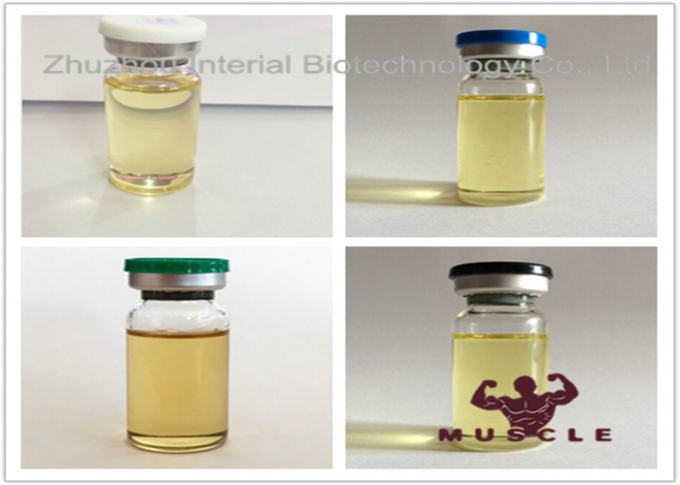 99.6% Purity TM Blend 500mg/ml Mixed Liquid Injectable Anabolic Steroids Premix Oil  For Muscle Strength